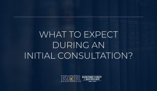 What to expect during an initial consultation? - KAMENSKY COHEN & RIECHELSON