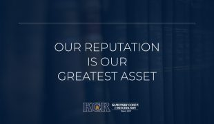 Our Reputation is Our Greatest Asset