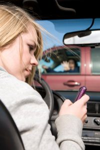 Texting While Driving Devices in Mercer County NJ