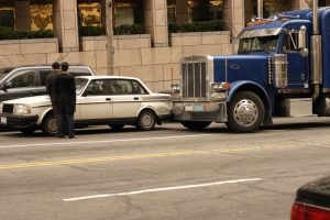 Finding who is at Fault in Mercer County NJ Truck Accidents