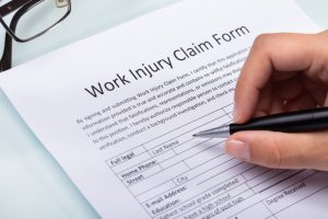 Work Event Injuries and Workers' Compensation in Trenton, Hamilton and New Brunswick NJ