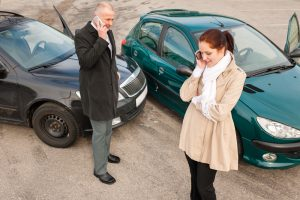 Do not trust the other driver – call the police and let them handle it.