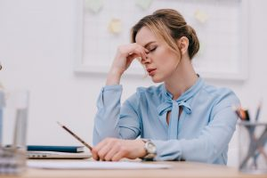 Women's Mental Health and Work-Related Injuries