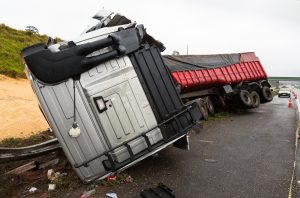Tractor Trailer Accident on NJ Turnpike Attorneys