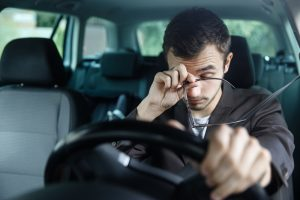 Drowsy Driving & Driver Fatigue are as Dangerous as Drunk Driving New Jersey