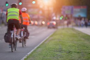 What can Bikers do to stay safe?