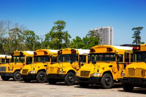 Bus Occupants Involved In School Bus Accidents