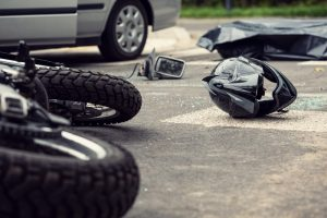What are the kinds of motorcycle vs car accidents that most frequently occur?