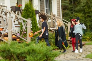 Halloween Pedestrian Accidents in New Jersey